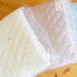 普段使いにいい 先染め綿100%の敷きパッド