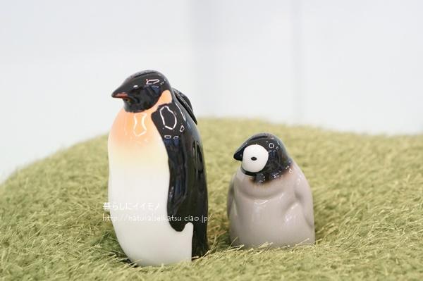 あるだけで涼しい フェリシモのペンギンキッチン雑貨