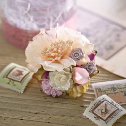 飾って身に着けて楽しめるお花のギフト アーティフィシャルフラワー