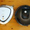 ルンバ980とルーロMC-RS800 ロボット掃除機比較