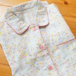 綿100%ダブルガーゼの安くてかわいいパジャマ