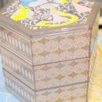 六角形の宝石箱・ディズニープリンセスおせち2018