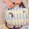 北欧カラーでかわいいminilaboのゴブラン織りバッグ
