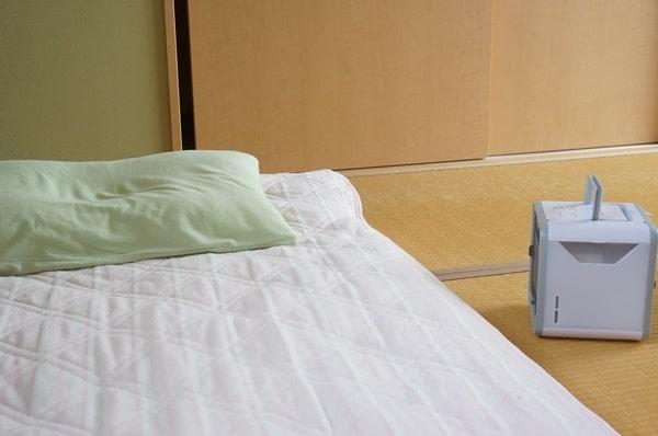 寝室で使う ここひえ2020