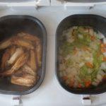 ツインシェフでつくってみた料理とレシピ