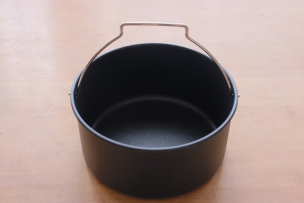 カラットフライヤー付属品 丸鍋